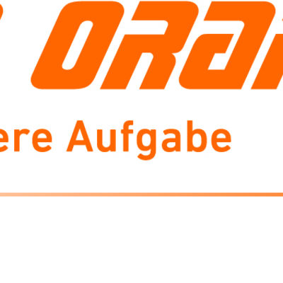 Logo Team Orange orange
